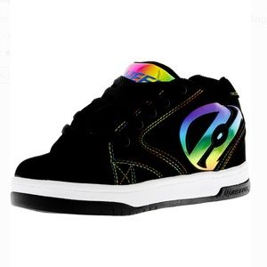 Heelys Propel 2.0 Black / Rainbow Foil NWT